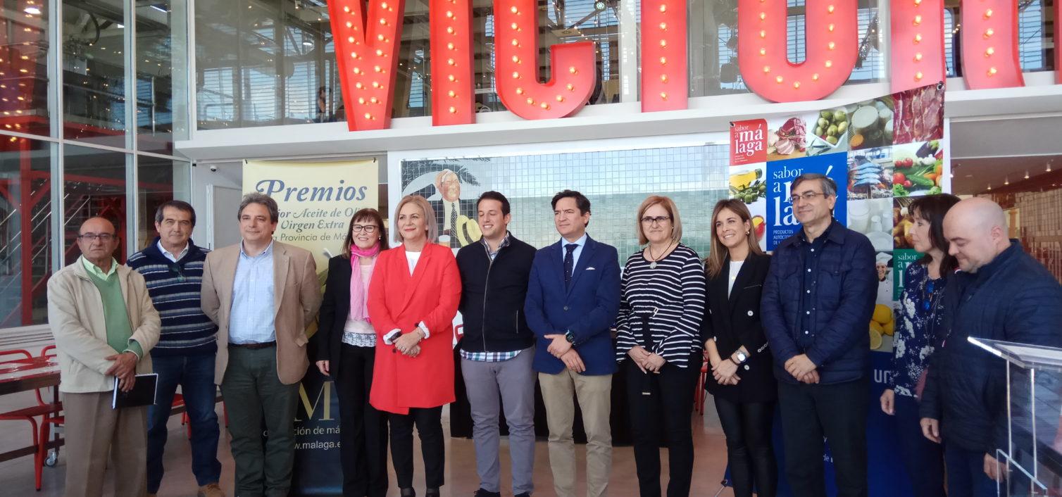 Premio 'Sabor a Málaga' al mejor Aceite de Oliva Virgen Extra