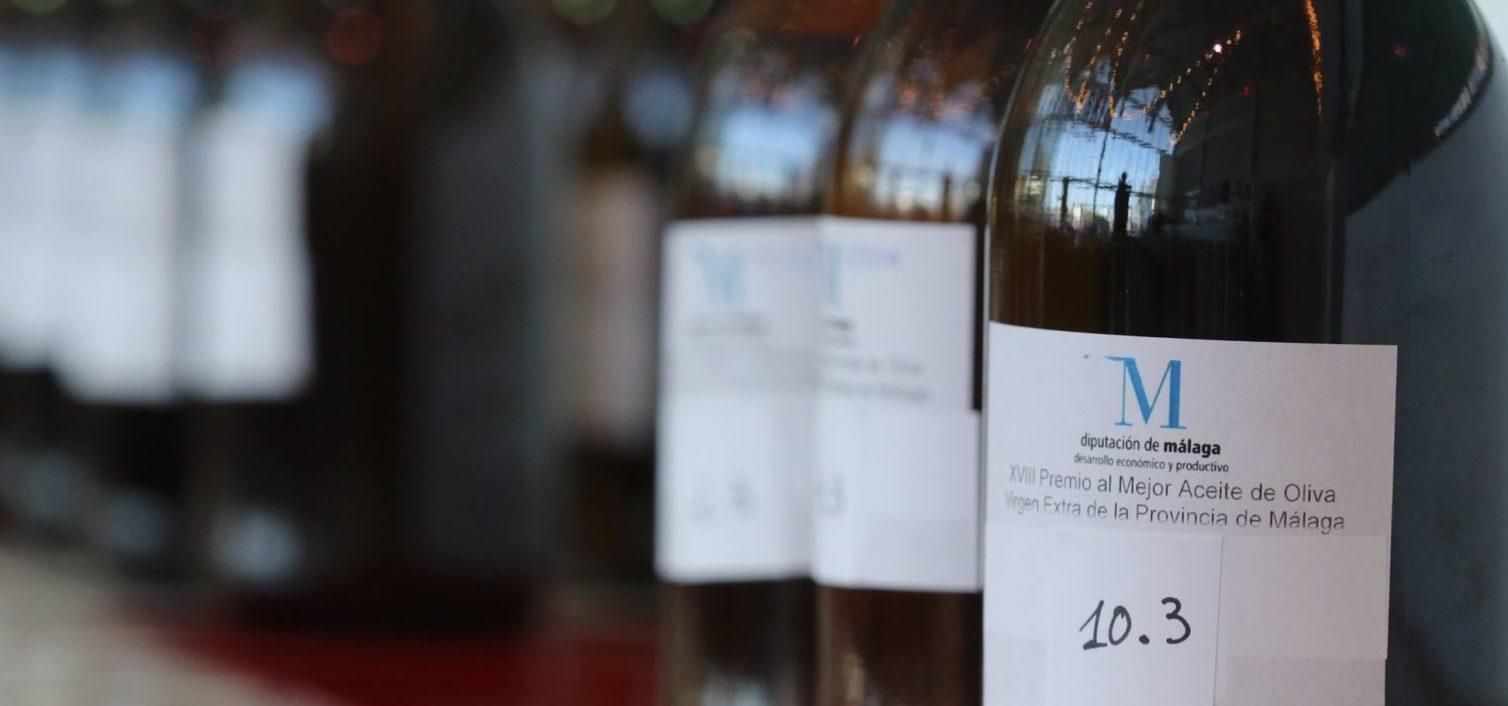 Premio Sabor a Málaga al mejor Aceite de Oliva Virgen Extra