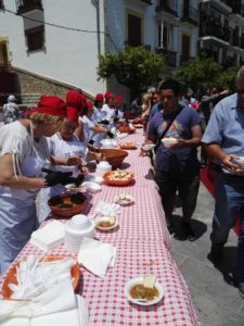 Día del Pipeo de Casarabonela 2018.