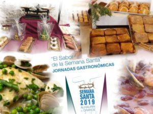 Jornadas Gastronómicas de Semana Santa en Alhaurín El Grande 2019.