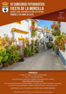Concurso fotográfico de la Fiesta de la Morcilla de Canillas de Aceituno 2019.