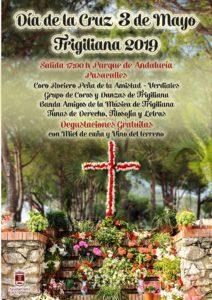 Día de la Cruz en Frigiliana 2019.