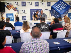 Actividades en la Feria de Sabor a Málaga en Antequera.