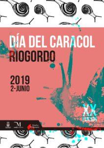 Cartel del Día del Caracol 2019.