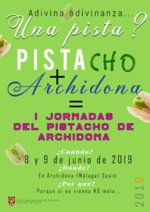 Jornadas del Pistacho de Archidona