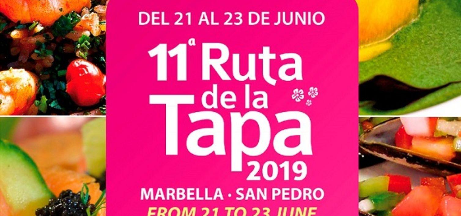 Ruta de la Tapa de Marbella y San Pedro 2019