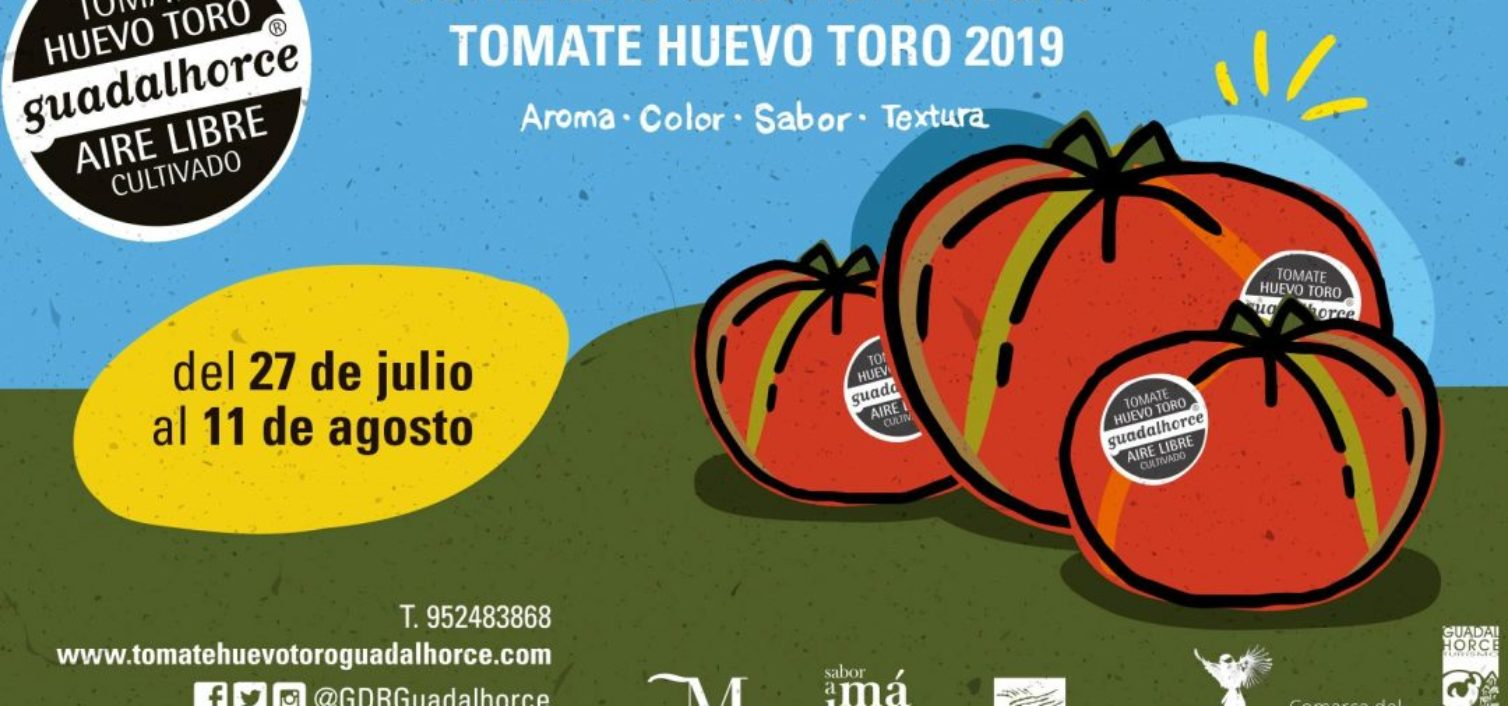 Jornadas Gastronómicas del Tomate Huevo de Toro 2019