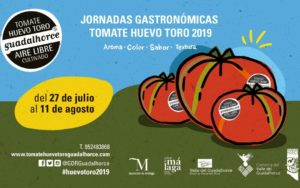 Jornadas Gastronómicas del Tomate Huevo de Toro 2019.