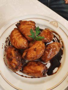 Recetas de berenjenas con miel de caña del Mesón Astorga.