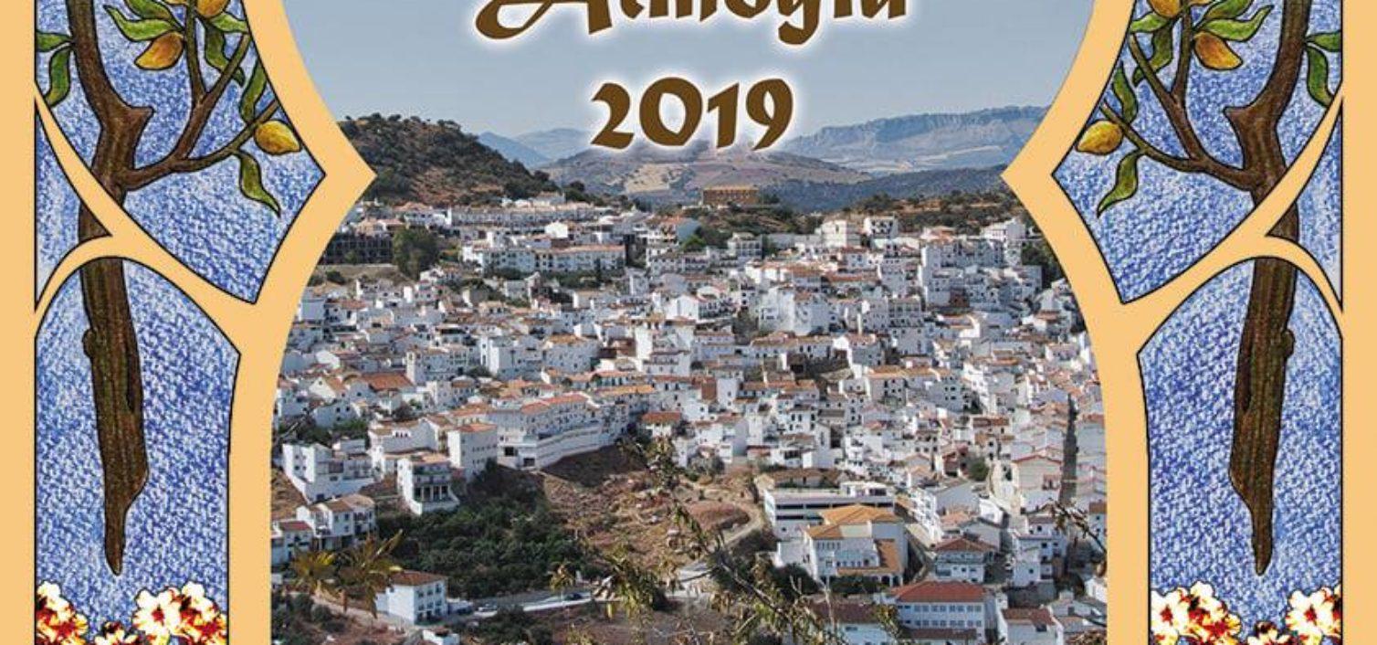 Día de la Almendra en Almogía 2019.