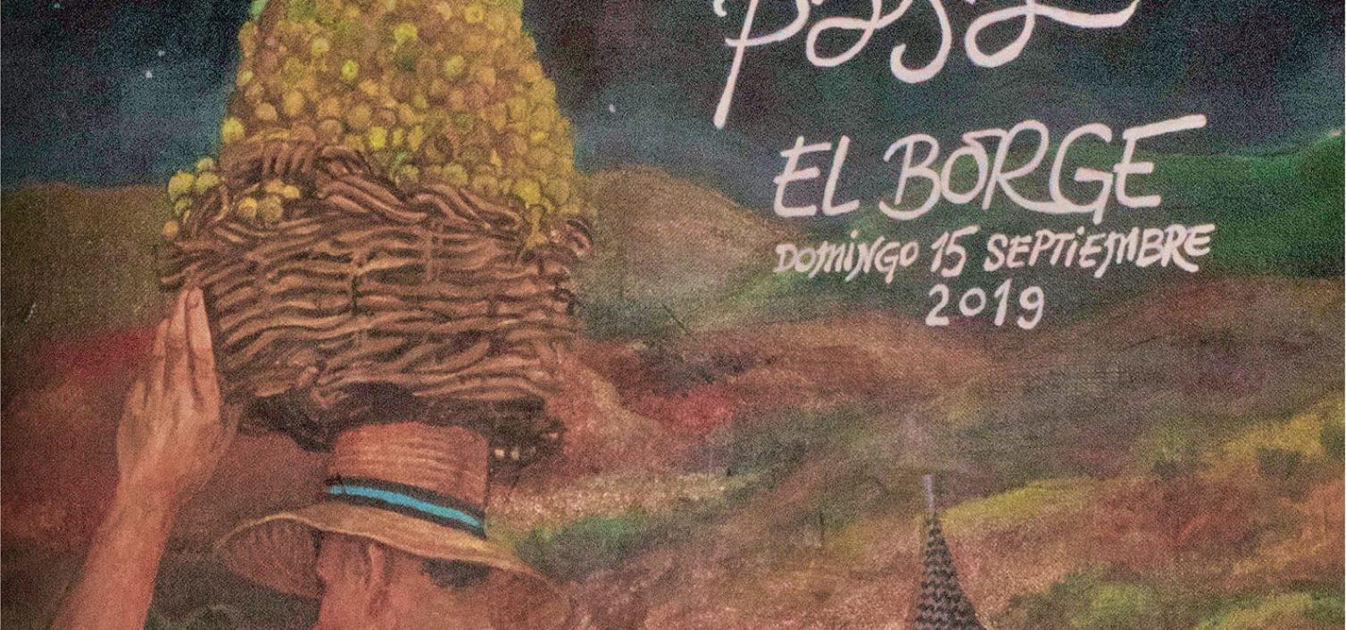 Día de la Pasa en El Borge 2019