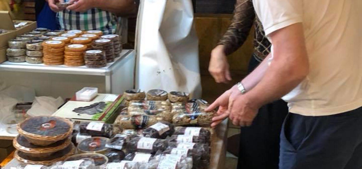 Expositores en la Feria de Sabor a Málaga en Marbella 2019
