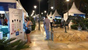 Feria de Sabor a Málaga en Marbella 2019 AVenida del Mar.