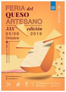 Feria Mercado del Queso Artesano 2019 (Teba)