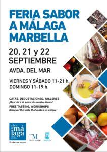 Feria Sabor a Málaga en Marbella 2019