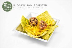 Bolitas de San Agustín (Kiosco - Bar San Agustín)