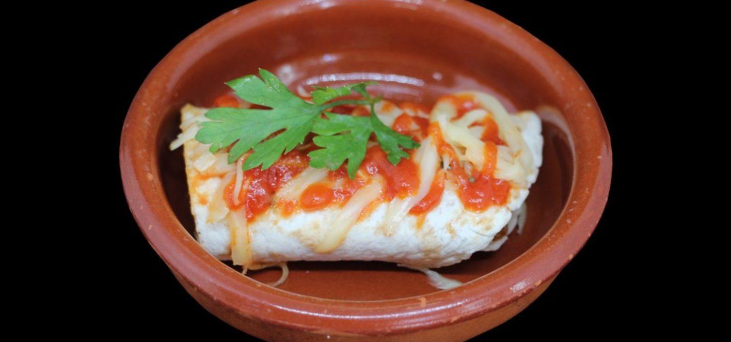 Burrito de la Ruta 66 (Ruta 66)