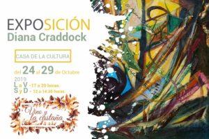 Exposición durante la Feria del Vino y la Castaña 2019