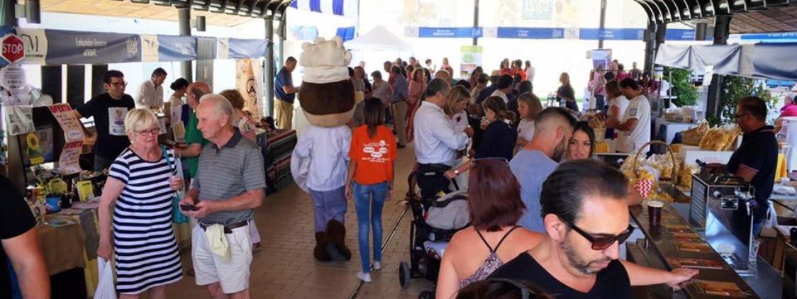 Feria Sabor a Málaga 2019 en Coín