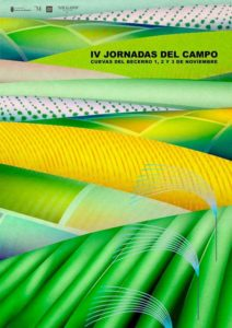 Cartel de las Jornadas del Campo en Cuevas del Becerro 2019.