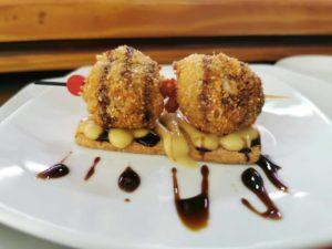 Delicias de Ardales (Restaurante El Cruce ).