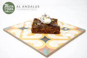 Trampantojo (Restaurante Al Ándalus)