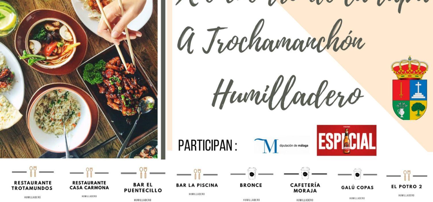 Encuentro de la tapa a trochamanchón 2019 (Humilladero)