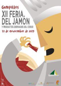 Feria del Jamón y de los Productos Derivados del Cerdo 2019.