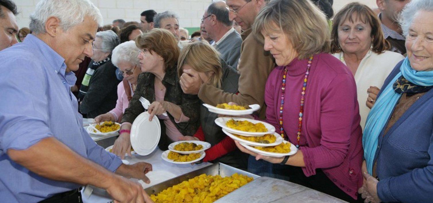 Fiesta de la Chanfaina Totalán