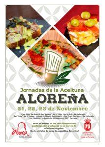 Jornadas de la Aceituna Aloreña 2019.