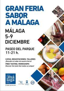 Gran Feria Sabor a Málaga 2019.