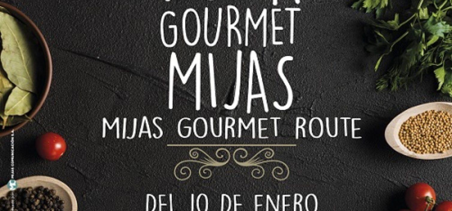 Ruta Gourmet de Mijas 2020