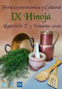 Hinojá 2020 en Algatocín