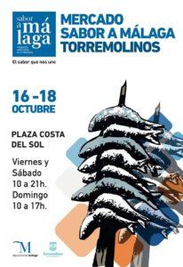 Mercado Sabor a Málaga en Torremolinos.