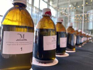AOVES presentados a los premios a los mejores aceites de oliva virgen extra de Málaga 2021